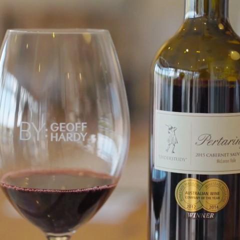 Wines by Geoff Hardy TN